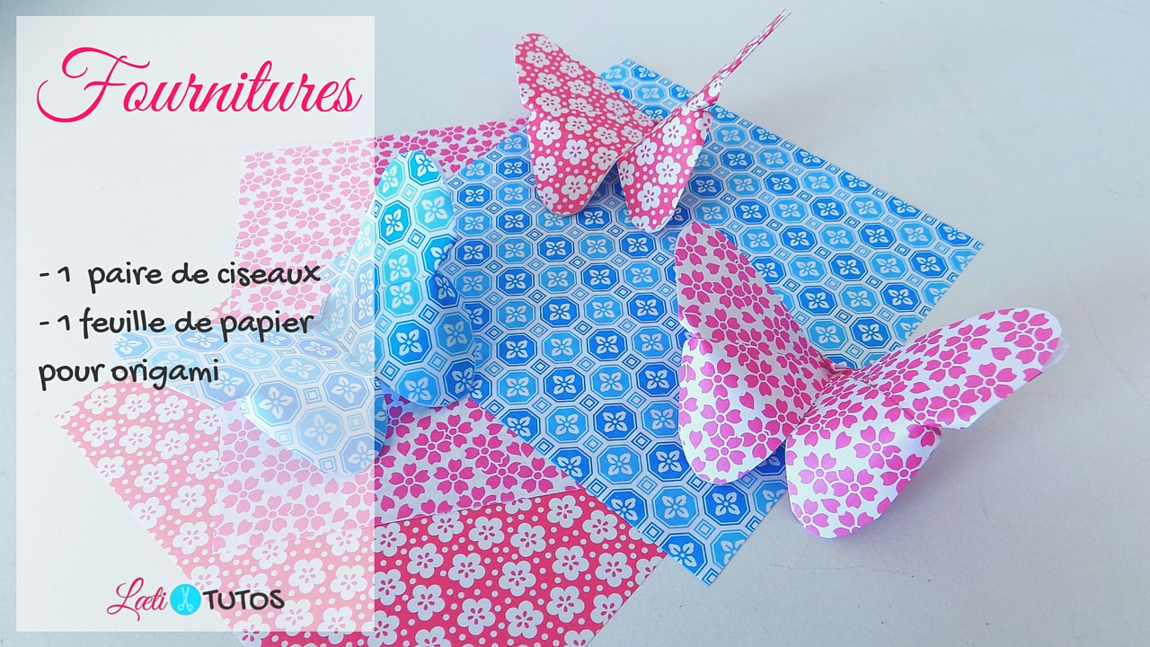 tutoriel-origami-papillon-facile-fournitures